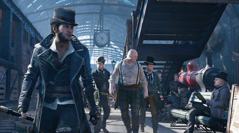 Assassin's Creed Syndicate sebagai permintaan maaf ubisoft