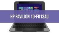 HP Pavilion 10-F013AU