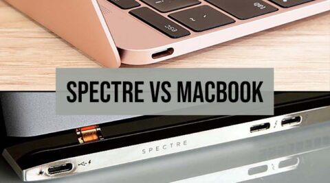 Spectre vs Macbook