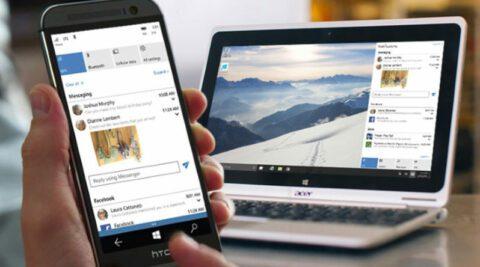 Hubungkan Windows 10 Dengan Ponsel Anda