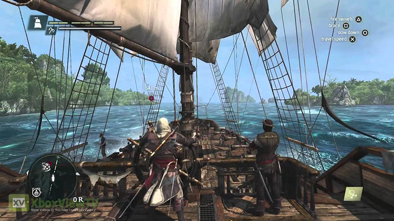 Assassin's Creed IV - game pc terbaik