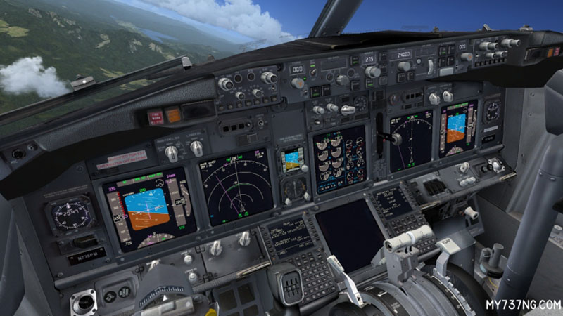 Flight Simulator X (PMDG Aircrafts, Custom Graphics, Airports & Scenery)