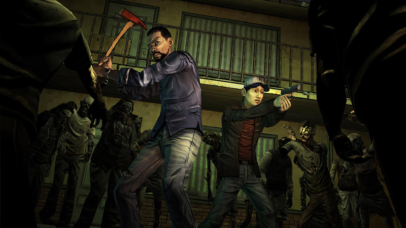 The Walking Dead: The Game – Episode 5: No Time Left