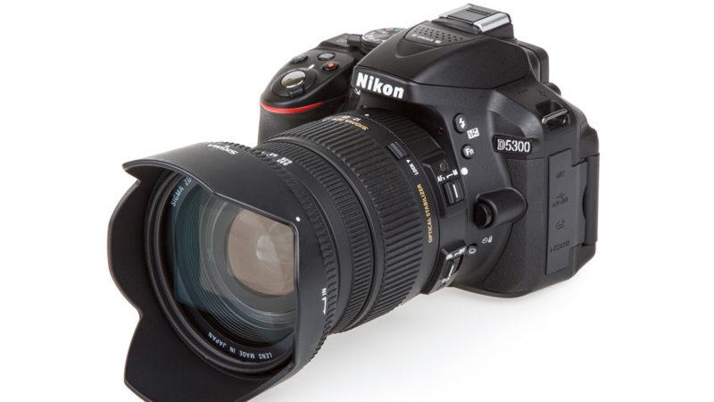 d5300 - kamera terbaru untuk pemula