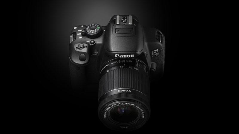 eos700d - kamera terbaru terbaik untuk pemula