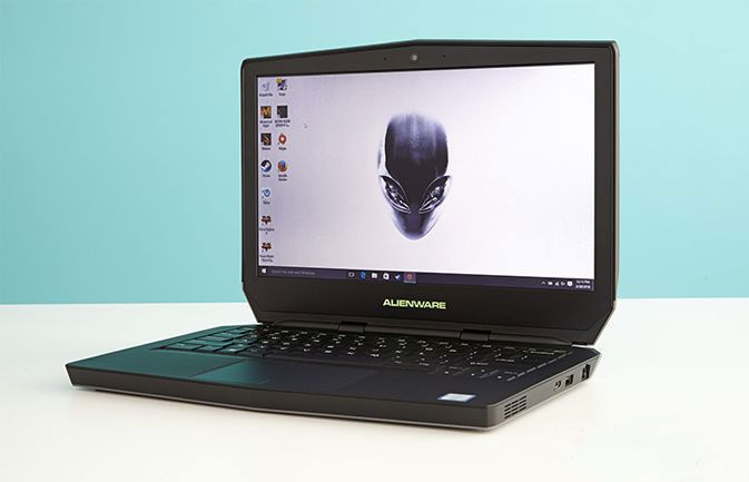 Alienware 13 - Laptop Gaming Murah