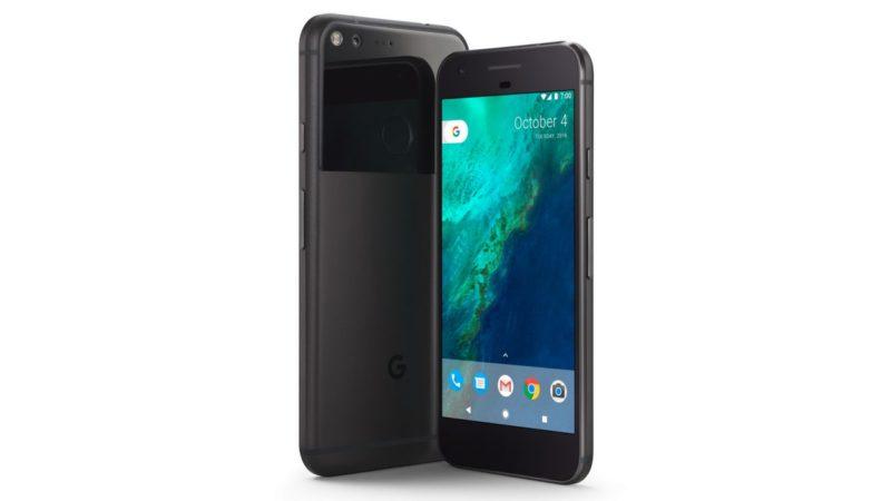 Google Pixel - HP Terbaik 2017