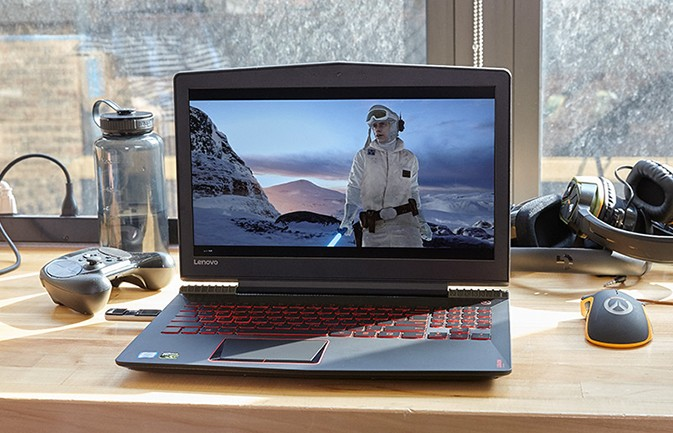 Lenovo Legion Y520 - Laptop Gaming Murah