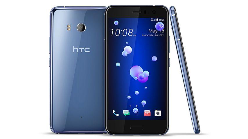 HTC U11 - HP Terbaik 2017