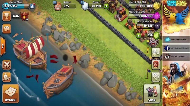 clash of clans - game yang menghasilkan uang