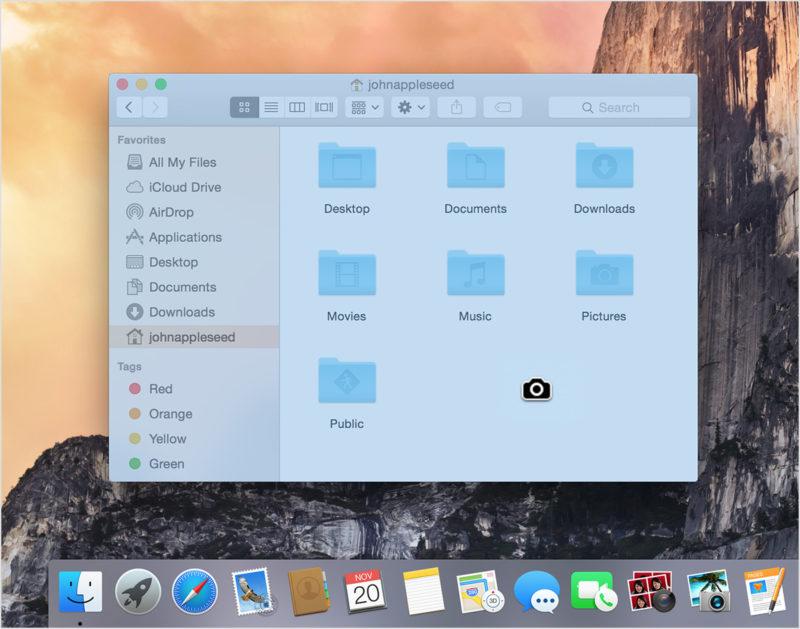 Capture Window Mac