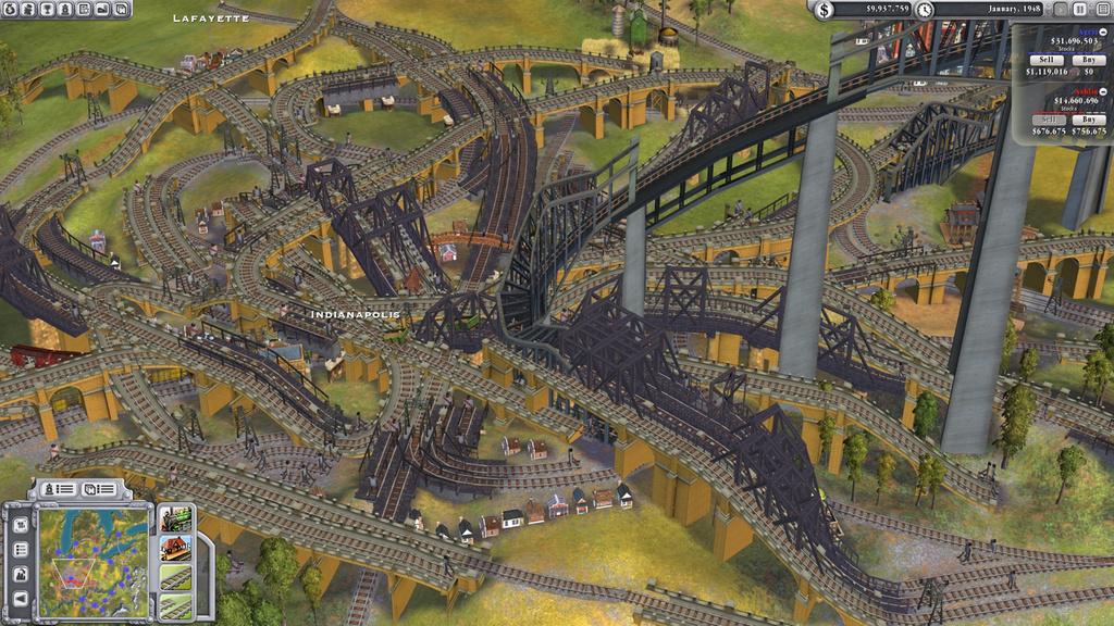 sid meier's railroad