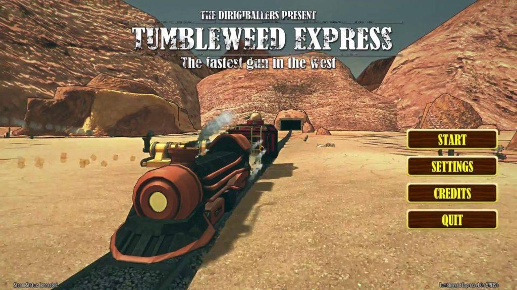 Tumbleweed Express