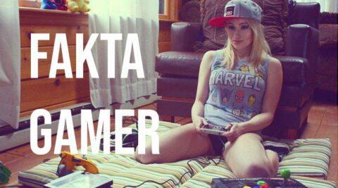 Fakta gamer di seluruh dunia