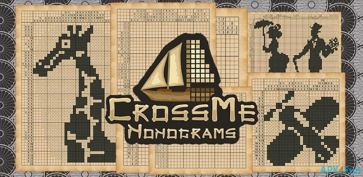 CrossMe-Nonograms