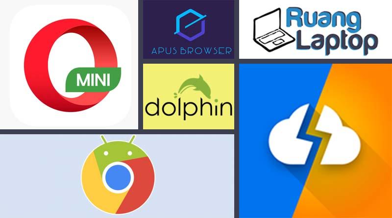 Browser ringan android
