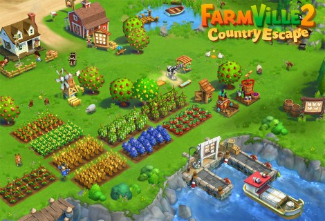 Farm Ville 2 Country Escape