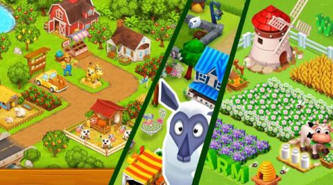 Game Pertanian Android