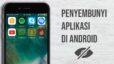 Penyembunyi aplikasi di android