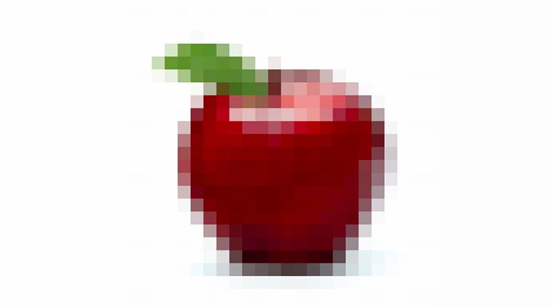 Apel Digital Pixelated