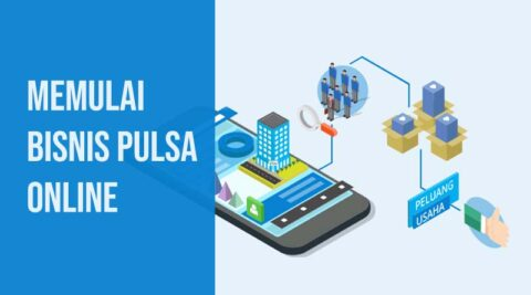 memulai bisnis pulsa online