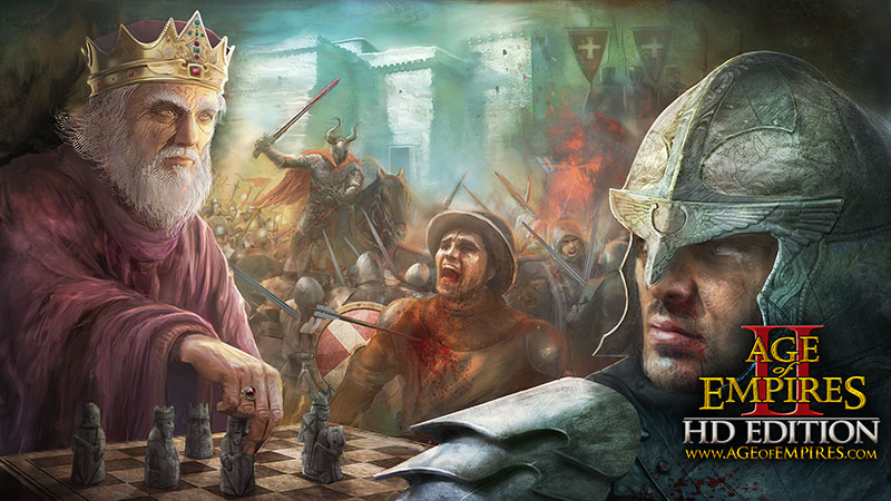 Age of Empires HD wallpaper