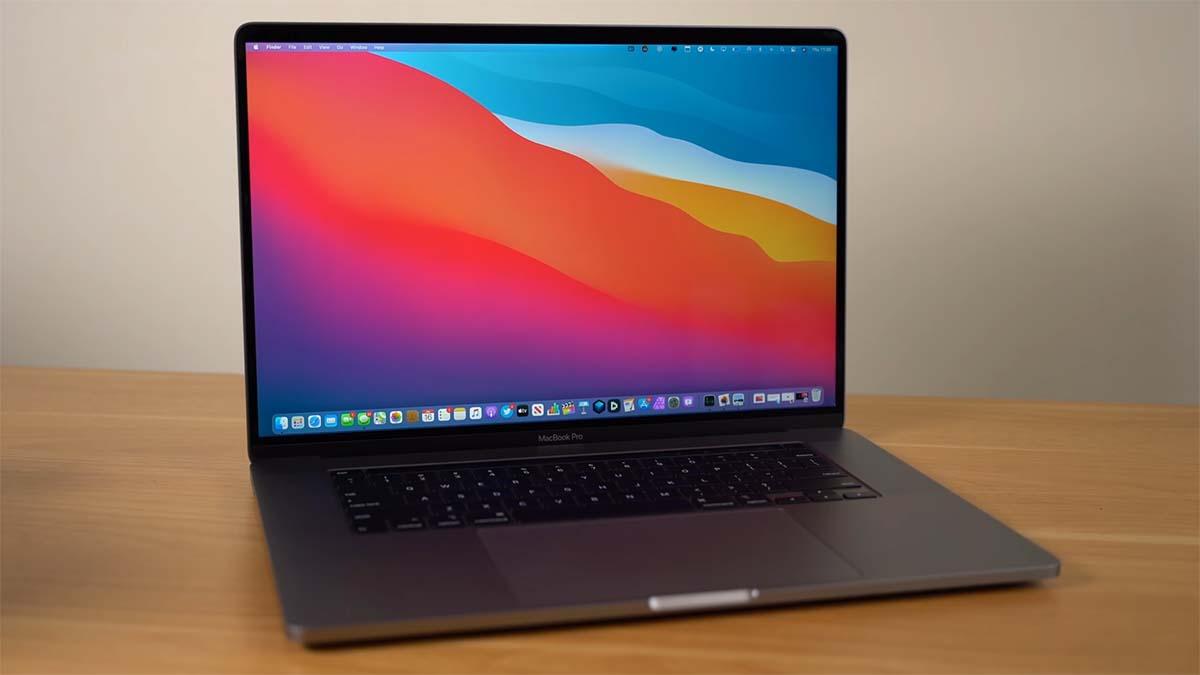 Apple Macbook Pro (16 inch, 2019)