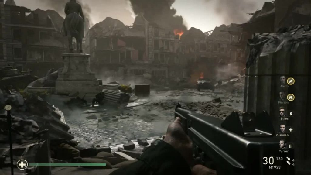 Call of Duty: World at War - game pc terbaik
