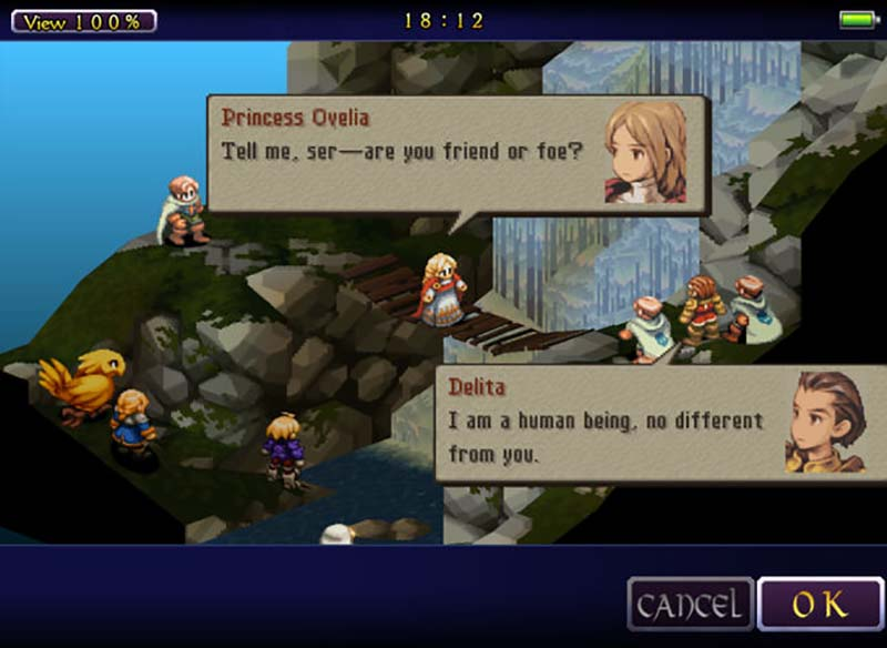 Final Fantasy Tactics 'The War of The Lions'