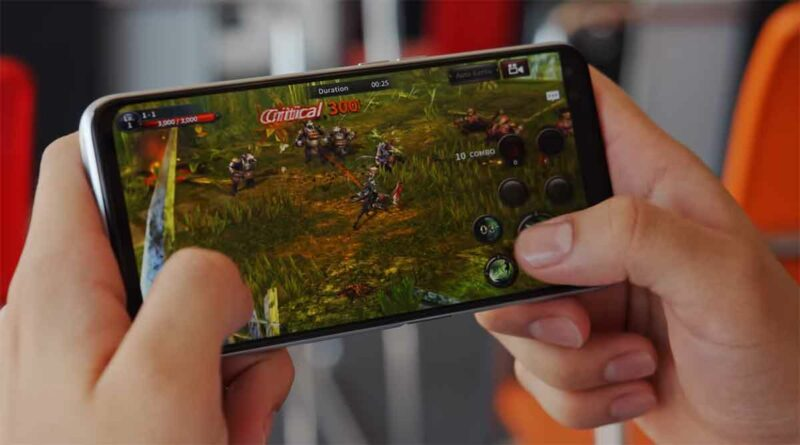 Realme X3 Superzoom Gaming