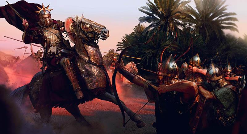 Rome Total War Gameplay