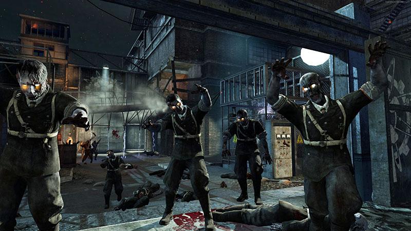COD WAW Nazi Zombies