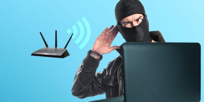 maling wifi