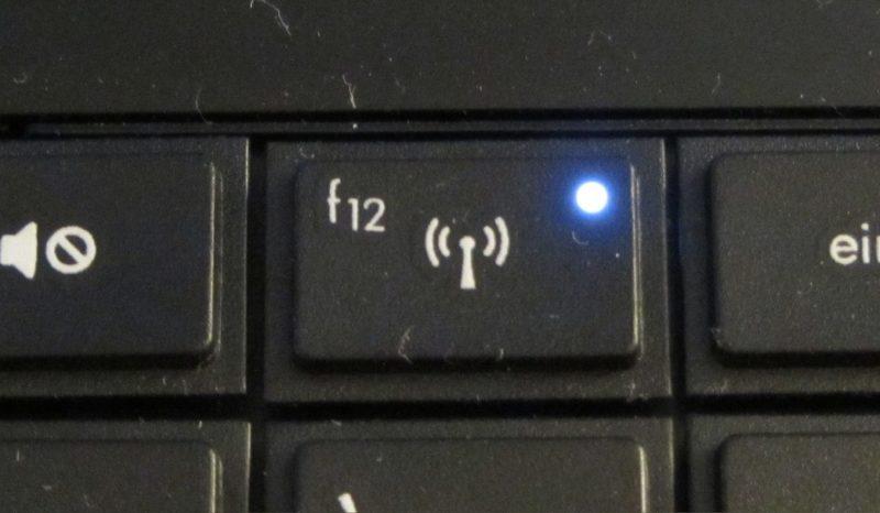 tombol wifi laptop - cara mengaktifkan wifi