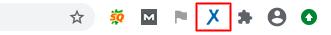 anonymox button