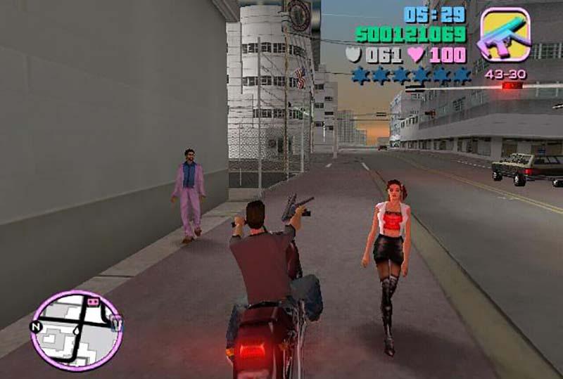 GTA VC Bike