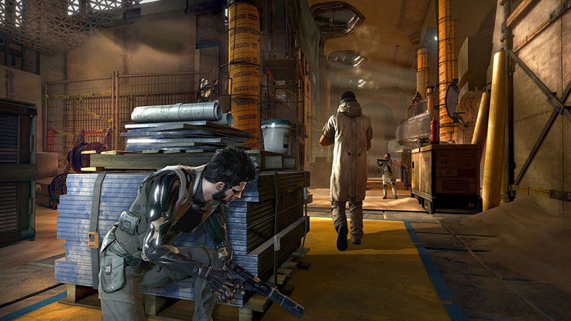 Deus Ex Mankind Divided - Game Terberat