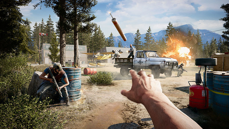 far cry 5 - game terberat