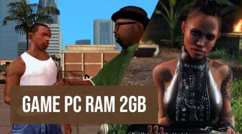 game pc untuk ram 2gb