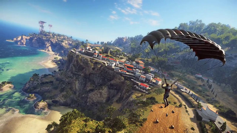 Just Cause 3 - Game Terberat