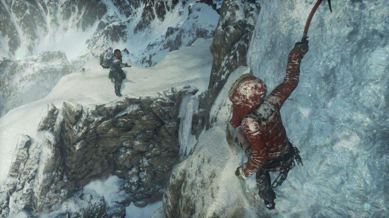 Rise of the Tomb Raider - Game Terberat