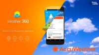 Aplikasi Cuaca Android - Accuweather & Weather 360