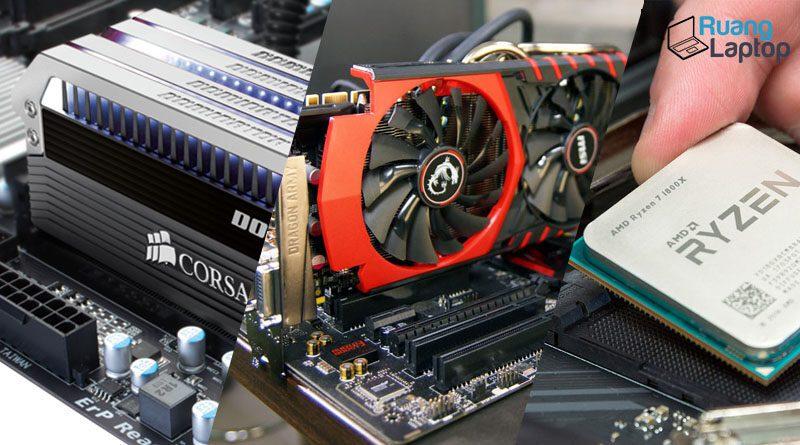 Cara tahu spesifikasi RAM, GPU, dan CPU