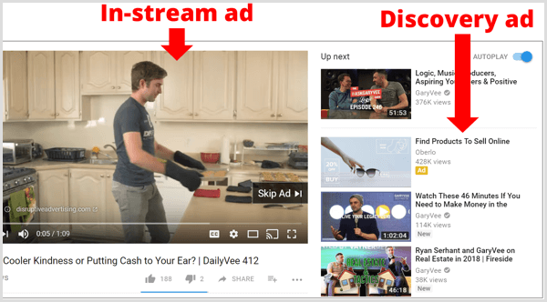 jenis jenis iklan youtube