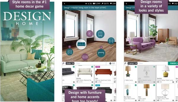 Design Home android