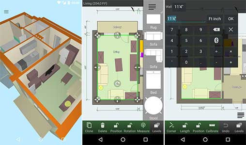 Floor Plan Creator android