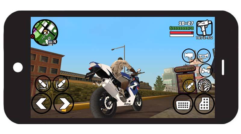 GTA San Andreas - android