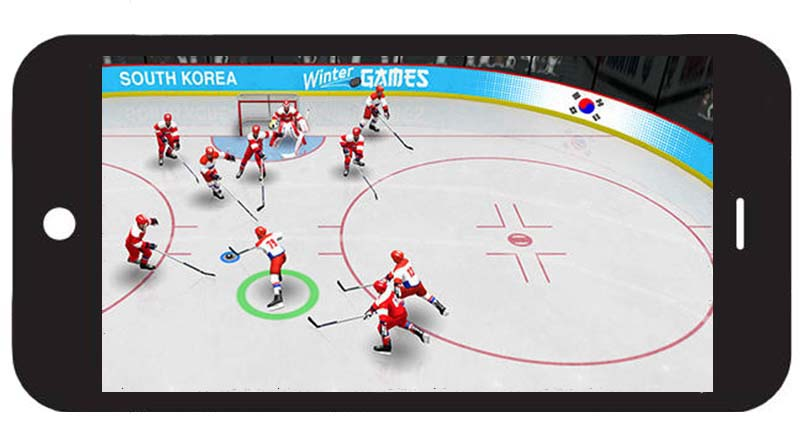 Hockey Nations 18 android