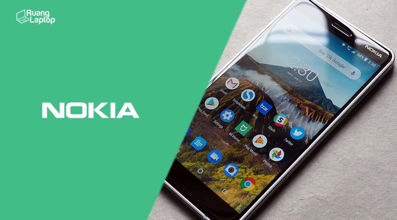 Nokia 6.1 hp murah