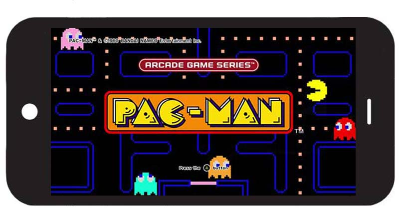 Pac-Man android